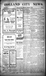 Holland City News, Volume 35, Number 4: February 1, 1906