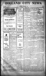 Holland City News, Volume 35, Number 43: November 1, 1906 by Holland City News