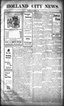 Holland City News, Volume 35, Number 44: November 8 ,1906 by Holland City News