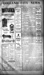 Holland City News, Volume 35, Number 50: December 20, 1906 by Holland City News