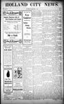 Holland City News, Volume 36, Number 2: January 17, 1907