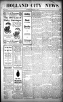Holland City News, Volume 36, Number 8: February 28, 1907