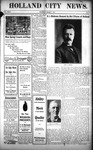Holland City News, Volume 36, Number 9: March 7, 1907