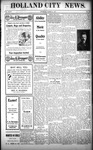 Holland City News, Volume 36, Number 12: March 28, 1907