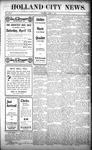 Holland City News, Volume 36, Number 14: April 11, 1907