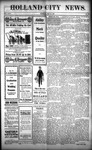 Holland City News, Volume 36, Number 21: May 30, 1907