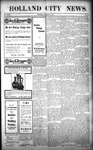 Holland City News, Volume 36, Number 34: August 29, 1907 by Holland City News