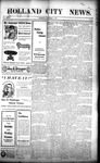 Holland City News, Volume 36, Number 41: October 17, 1907 by Holland City News
