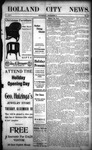 Holland City News, Volume 36, Number 48: December 5, 1907 by Holland City News