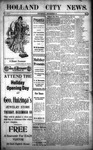 Holland City News, Volume 36, Number 50: December 19, 1907 by Holland City News