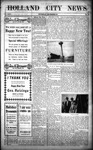 Holland City News, Volume 36, Number 51: December 26, 1907