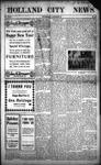 Holland City News, Volume 36, Number 52: January 2, 1908
