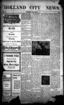Holland City News, Volume 37, Number 1: January 9, 1908