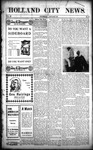 Holland City News, Volume 37, Number 3: January 23, 1908
