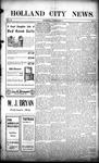 Holland City News, Volume 37, Number 5: February 6, 1908