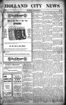 Holland City News, Volume 37, Number 8: February 27, 1908