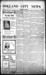 Holland City News, Volume 37, Number 10: March 12, 1908