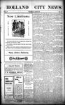 Holland City News, Volume 37, Number 12: March 26, 1908