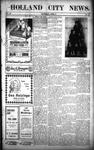 Holland City News, Volume 37, Number 14: April 9, 1908