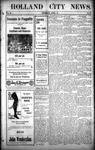 Holland City News, Volume 37, Number 15: April 16, 1908