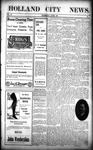 Holland City News, Volume 37, Number 16: April 23, 1908