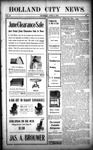 Holland City News, Volume 37, Number 23: June 11, 1908