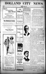 Holland City News, Volume 37, Number 25: June 25, 1908