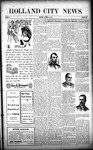 Holland City News, Volume 37, Number 42: October 22, 1908