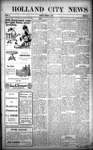 Holland City News, Volume 37, Number 44: November 5, 1908