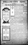 Holland City News, Volume 37, Number 50: December 17, 1908