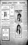 Holland City News, Volume 37, Number 51: December 24, 1908