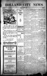 Holland City News, Volume 38, Number 1: January 7, 1909