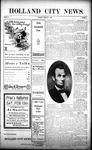 Holland City News, Volume 38, Number 6: February 11, 1909