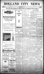 Holland City News, Volume 38, Number 13: April 1, 1909
