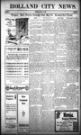 Holland City News, Volume 38, Number 16: April 22, 1909
