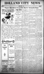 Holland City News, Volume 38, Number 18: May 6, 1909