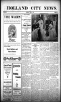 Holland City News, Volume 38, Number 23: June 10, 1909