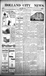 Holland City News, Volume 38, Number 24: June 17, 1909