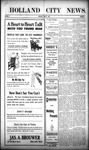 Holland City News, Volume 38, Number 25: June 24, 1909