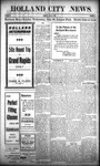 Holland City News, Volume 38, Number 29: July 22, 1909