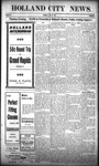Holland City News, Volume 38, Number 30: July 29, 1909 by Holland City News