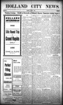Holland City News, Volume 38, Number 31: August 5, 1909 by Holland City News