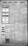 Holland City News, Volume 38, Number 34: August 25, 1909