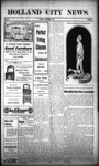 Holland City News, Volume 38, Number 36: September 9, 1909 by Holland City News