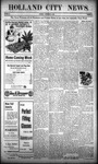 Holland City News, Volume 38, Number 37: September 16, 1909