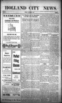 Holland City News, Volume 38, Number 39: September 30, 1909 by Holland City News