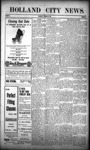 Holland City News, Volume 38, Number 43: October 28, 1909 by Holland City News