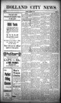 Holland City News, Volume 38, Number 44: November 4, 1909 by Holland City News