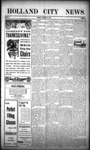 Holland City News, Volume 38, Number 46: November 18, 1909 by Holland City News