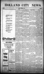 Holland City News, Volume 38, Number 47: November 25, 1909 by Holland City News